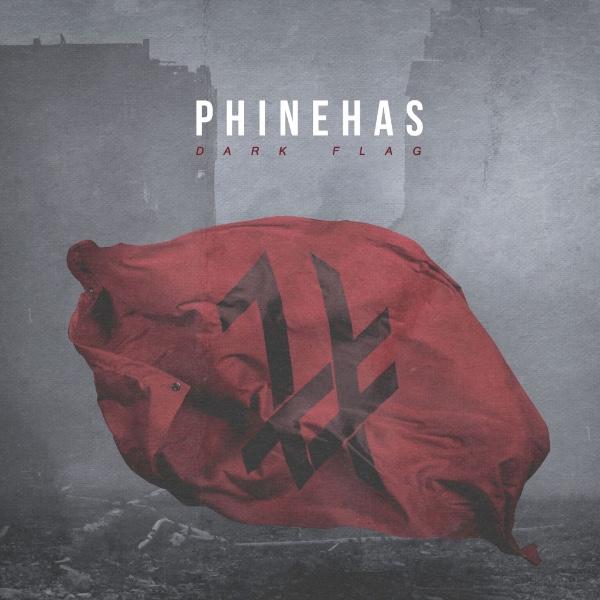Phinehas Dark Flag Album Cover Artwork