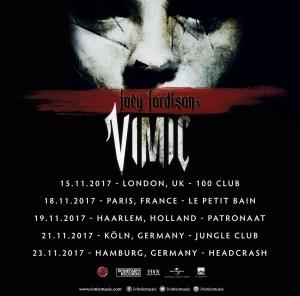 Vimic European Tour