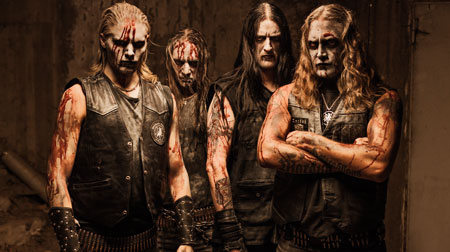 You are currently viewing MARDUK<br/>Retour au front