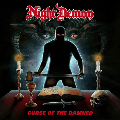You are currently viewing NIGHT DEMON<br/>Curse Of The Damned