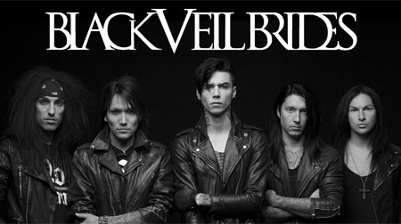 You are currently viewing BLACK VEIL BRIDES<br/>Les One Direction du Metal ?