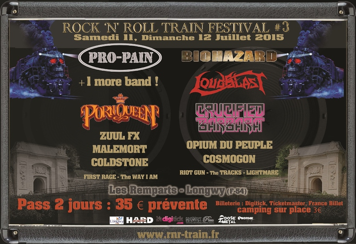 You are currently viewing Rock'n'Roll Train festival <br/>Jeune pousse