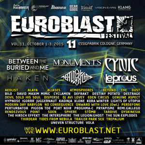 Euroblast Festival<br/>Less is more