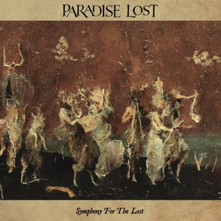 PARADISE LOST Symphony For The Lost cover