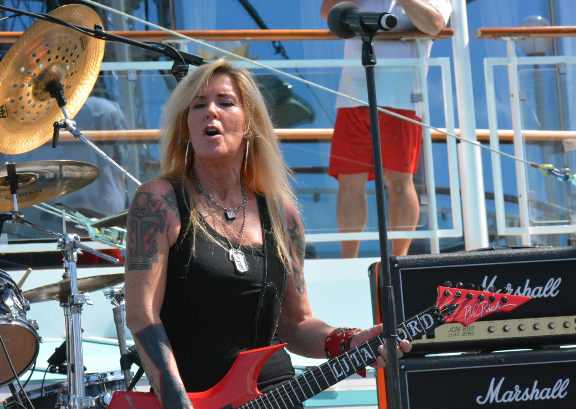 You are currently viewing LITA FORD <br/> Star 80