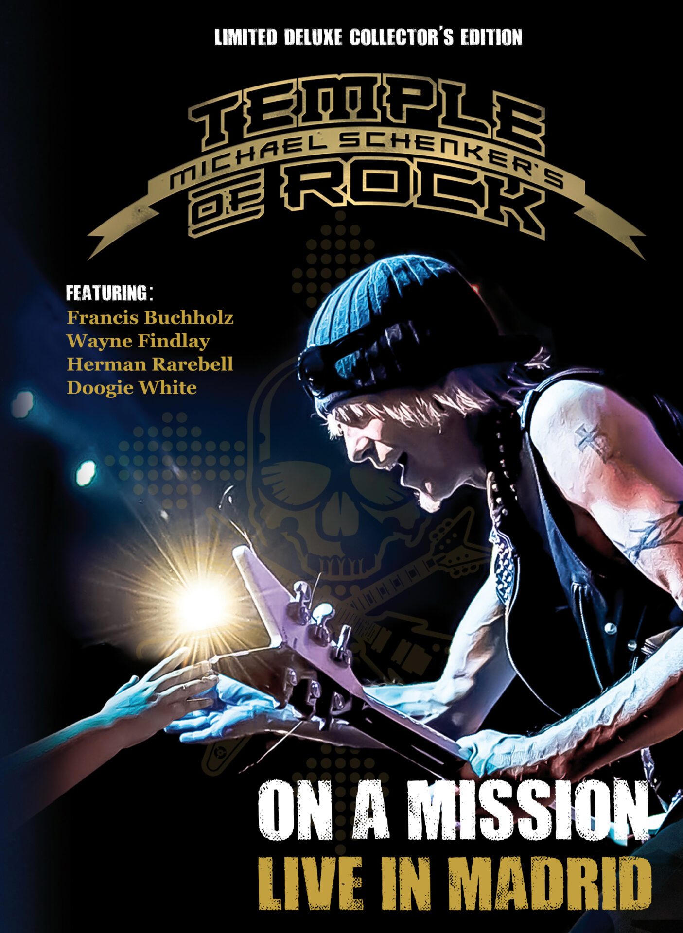 You are currently viewing MICHAEL SCHENKER'S TEMPLE OF ROCK <br/> On A Mission : Live In Madrid