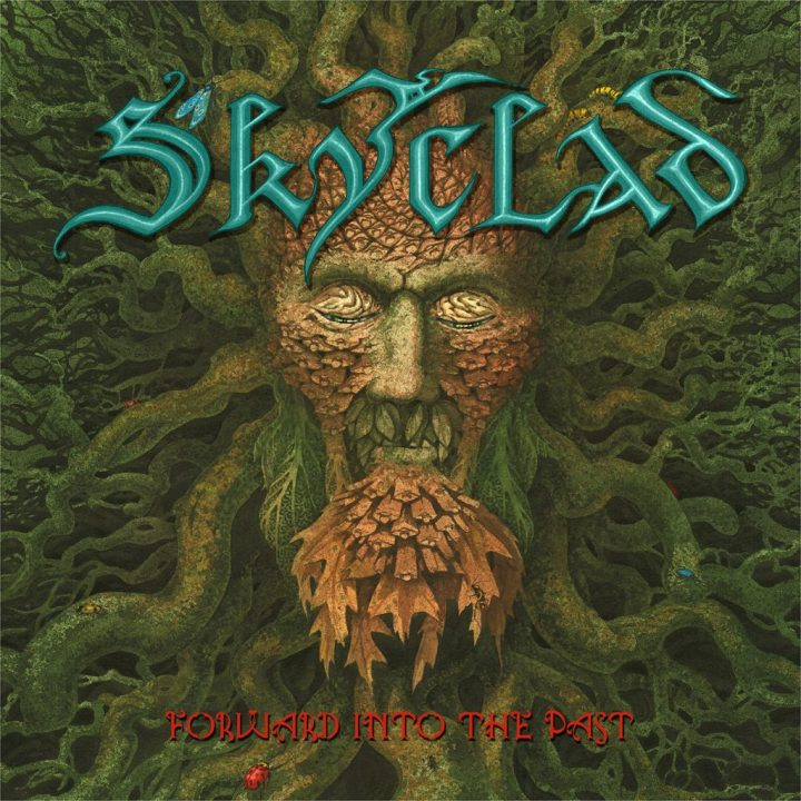 SKYCLAD Forward Into The Past cover