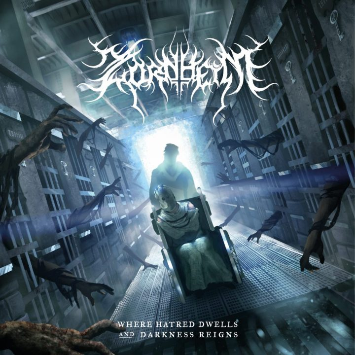 ZORNHEYM Where Hatred Dwells And Darkness Reigns COVER