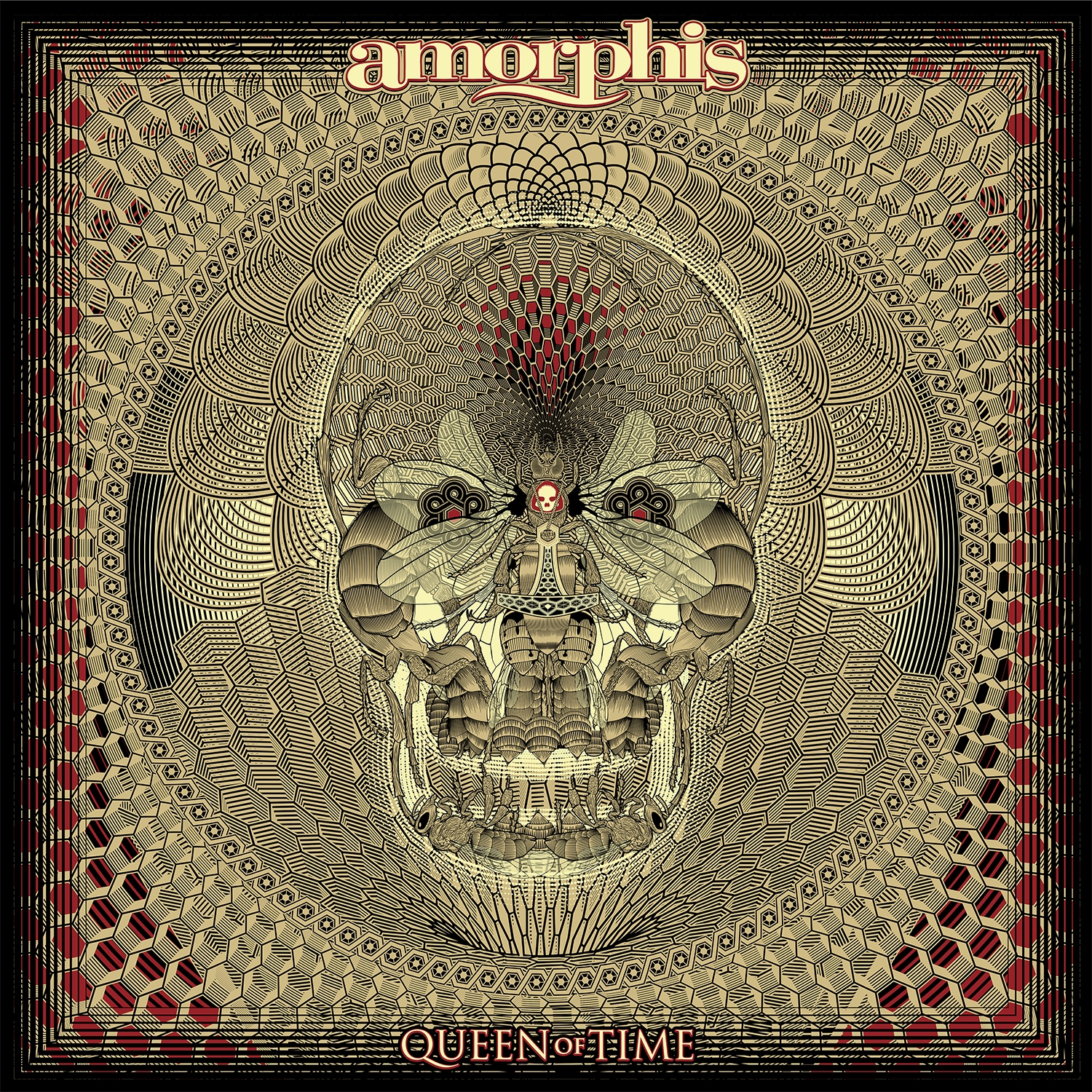 You are currently viewing AMORPHIS <br/> Queen Of Time