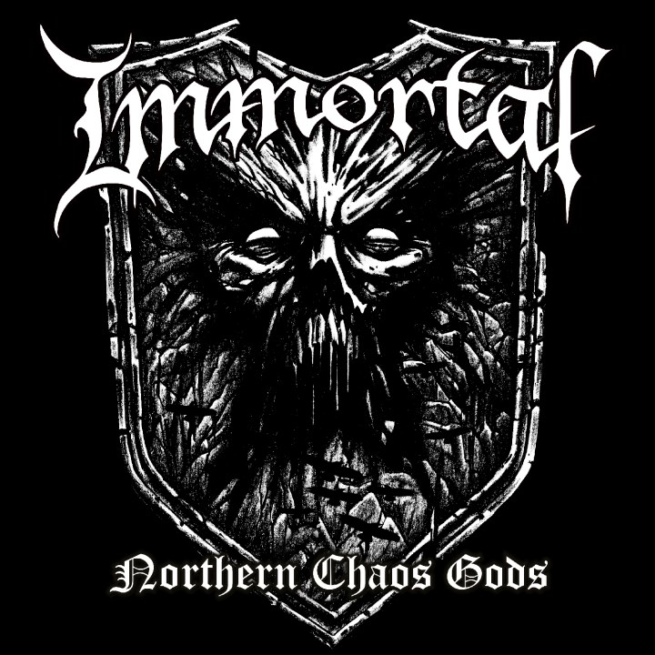 Immortal - Northern Chaos Gods - Artwork