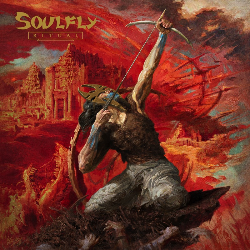 SOULFLY - Ritual - Artwork