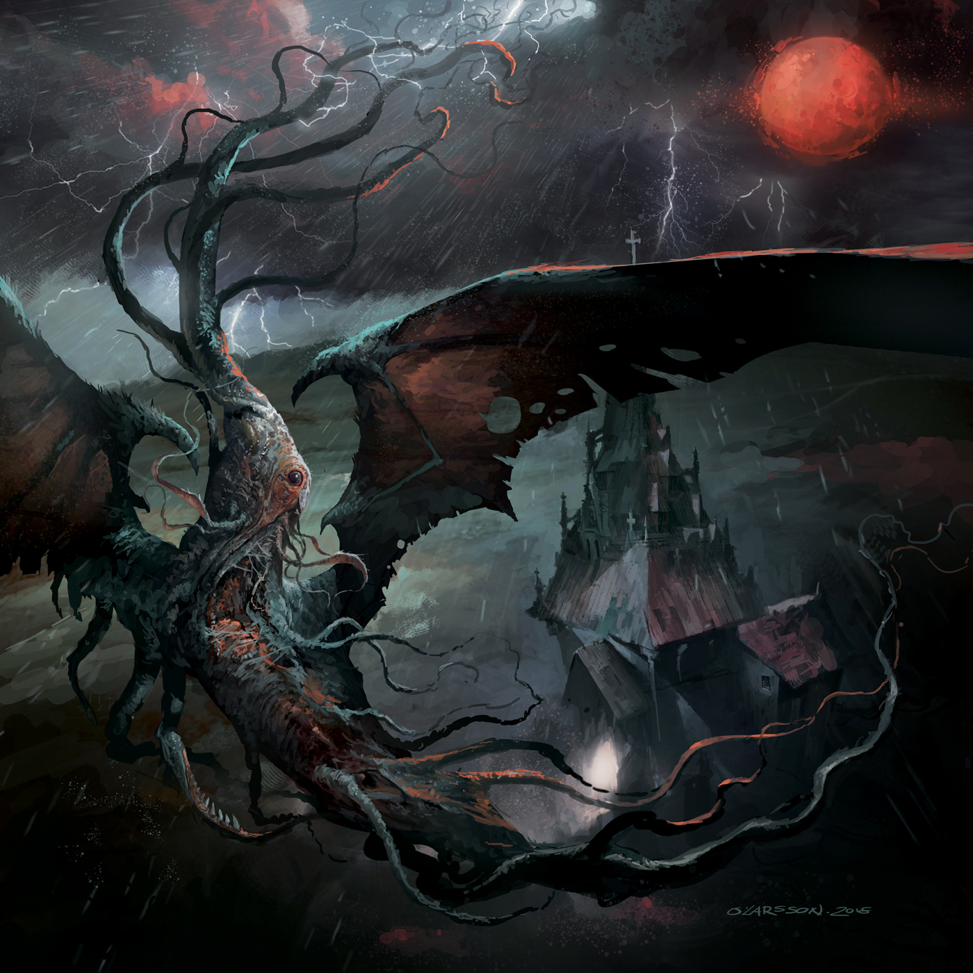 You are currently viewing SULPHUR AEON <br/> The Scythe Of Cosmic Chaos