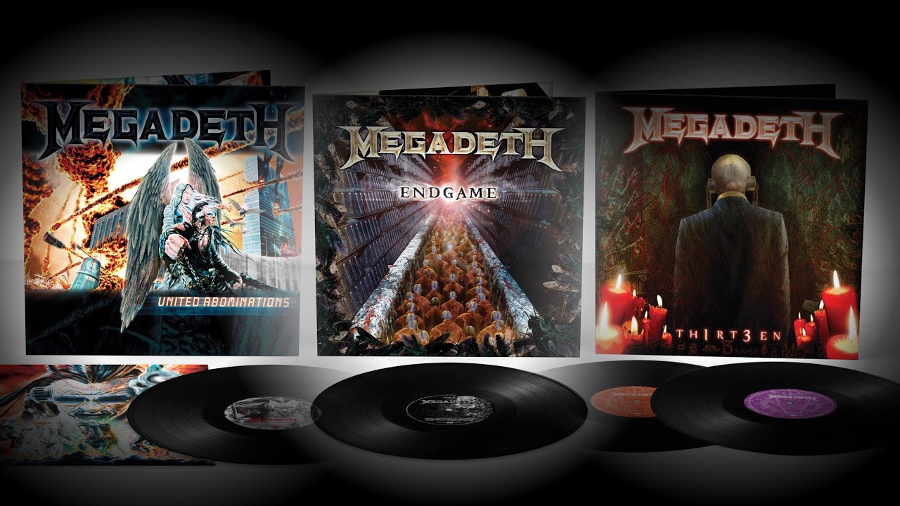 You are currently viewing MEGADETH <br/> United Abominations <br/> Endgame <br/> Th1rt3en <br/> remastered