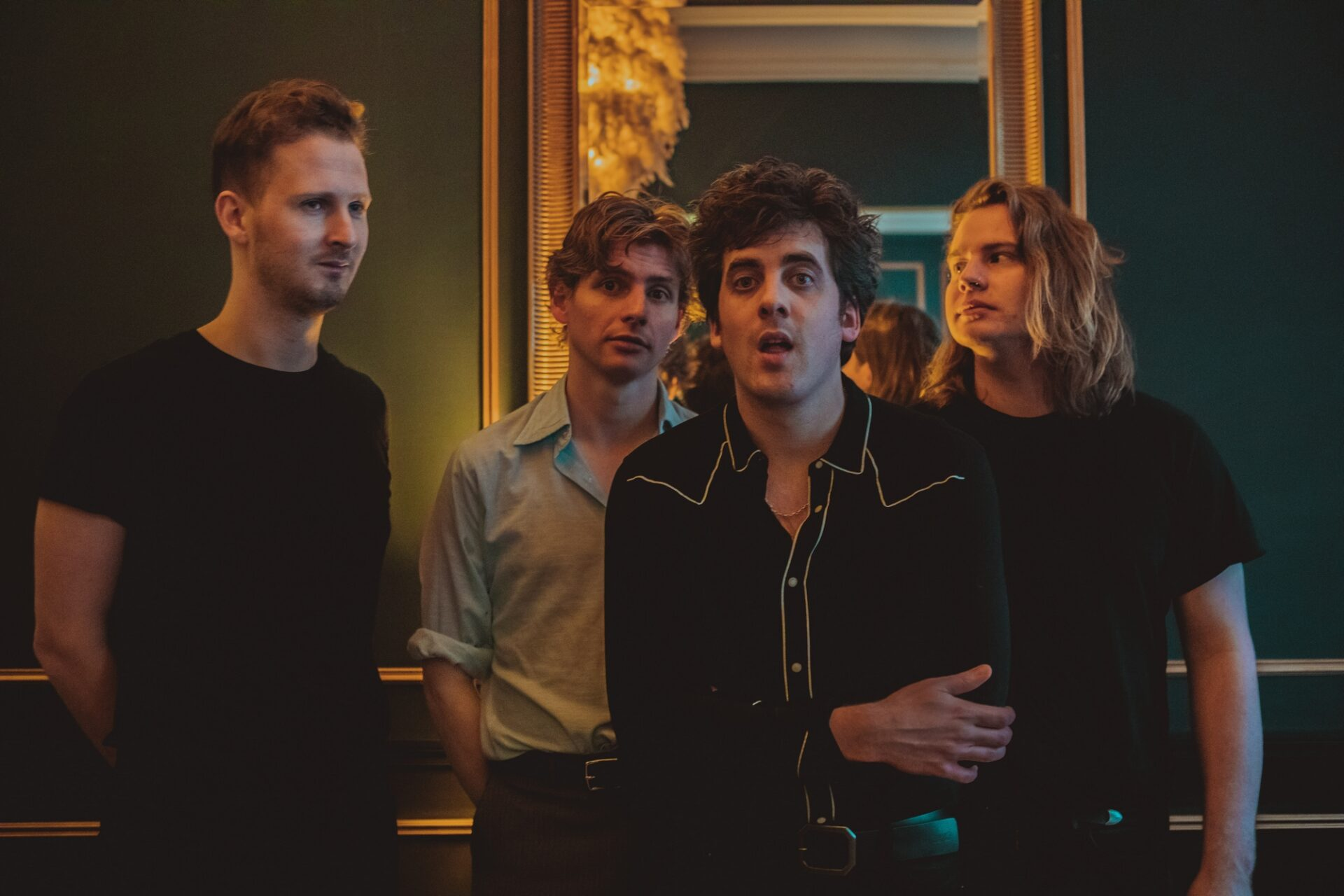 You are currently viewing CIRCA WAVES : Le Brit Rock se porte bien !
