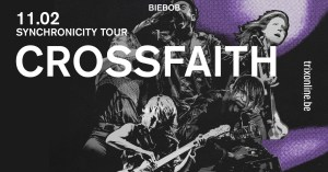 Read more about the article CROSSFAITH : Live Report @ Anvers (11.02.20)
