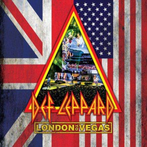 DEF LEPPARD : London to Vegas
