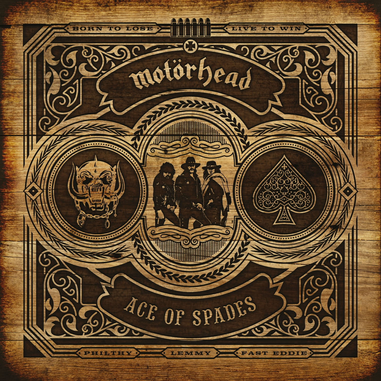 MOTÖRHEAD : Ace Of Spades (réédition) 40th Anniversary Box Set