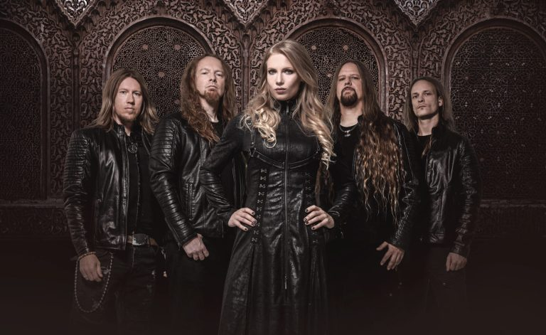 Read more about the article LEAVES' EYES<br>Le chant des Vikings