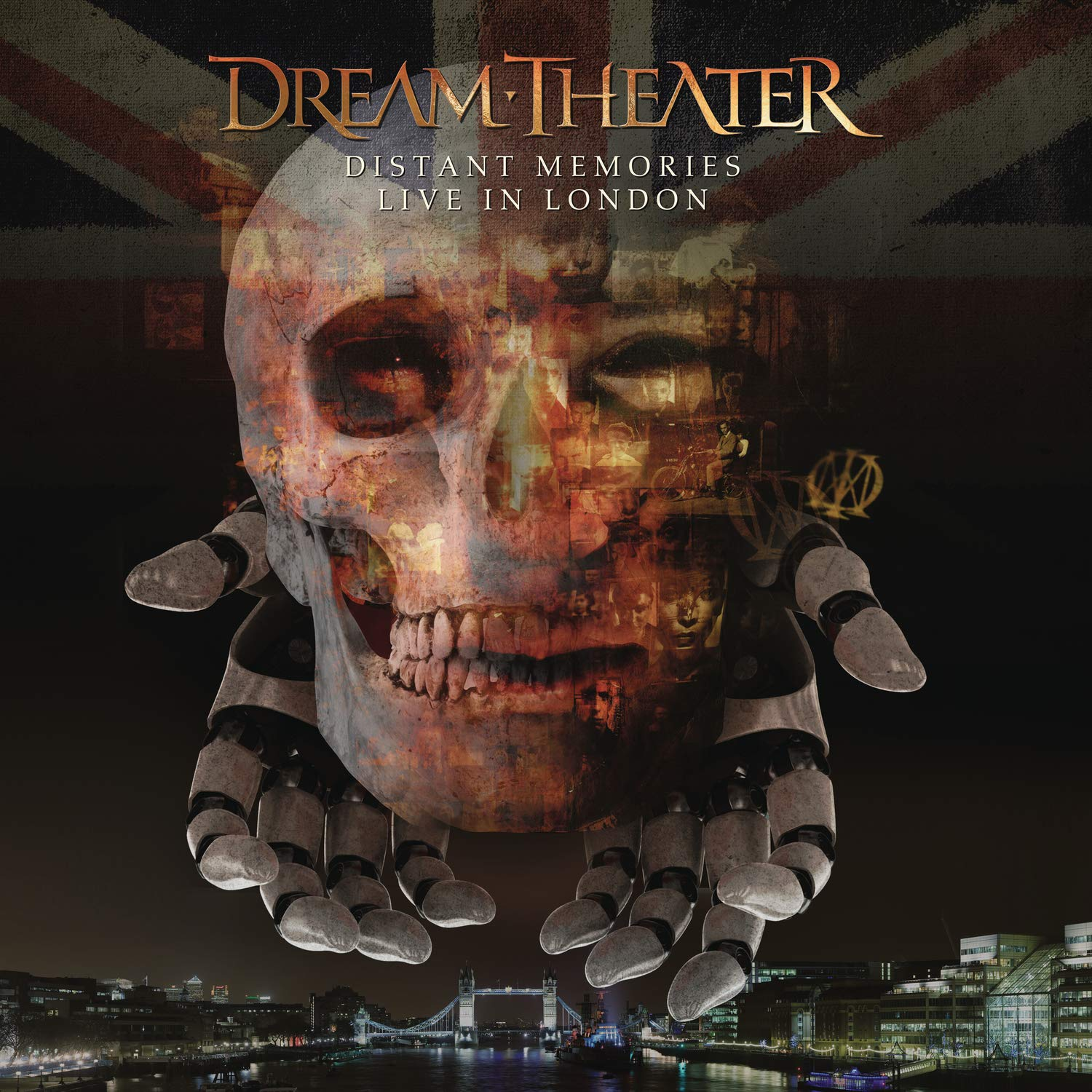 DREAM THEATER : Distant Memories – Live in London
