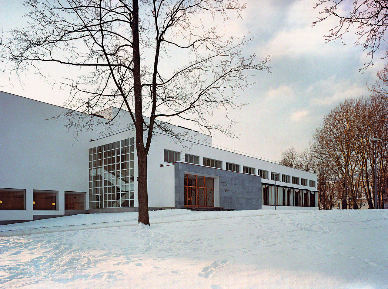 Prize To The Project To Restore Alvar Aalto S Viipuri