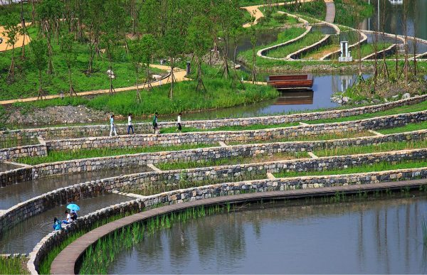 Liupanshui Minghu Wetland Park Turenscape Metalocus