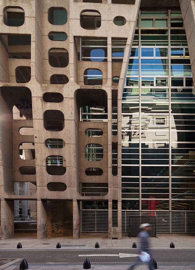 Bank of London by Federico Cairoli  METALOCUS