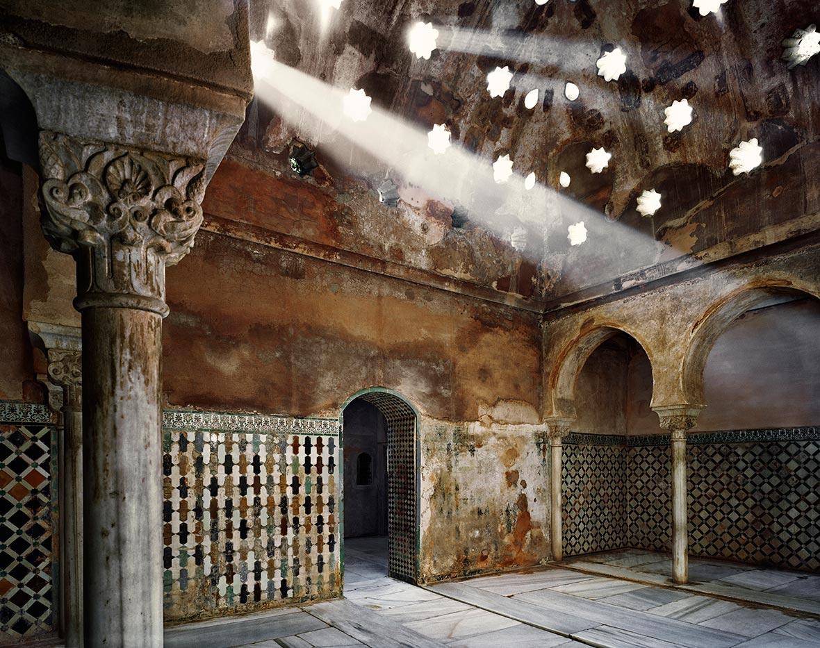 Timeless beauty of the Alhambra Jean Laurent vs Fernando
