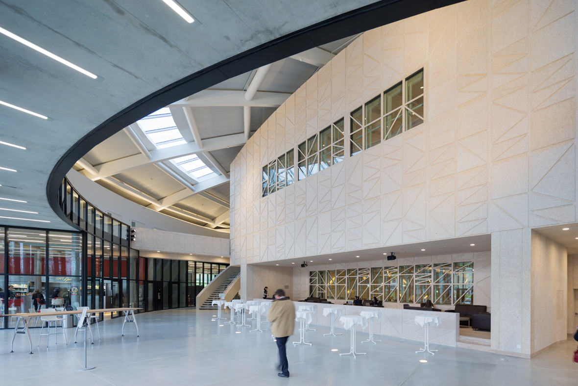 Modernity And Sustainability In Le Rosey Campus METALOCUS