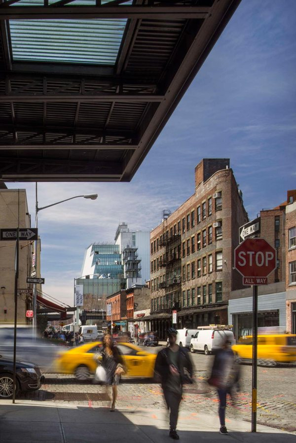 New Whitney Museum Renzo Piano