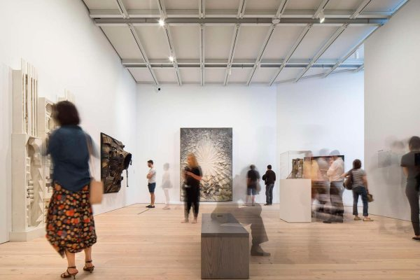 Whitney Museum Renzo Piano Opens Doors