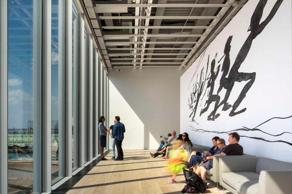 New Whitney Museum Renzo Piano