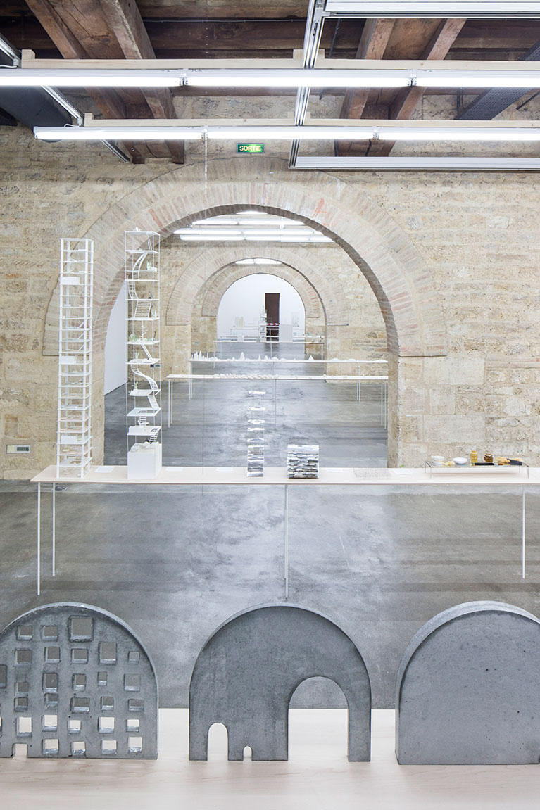 Junya Ishigami exhibition at Bordeaux  METALOCUS