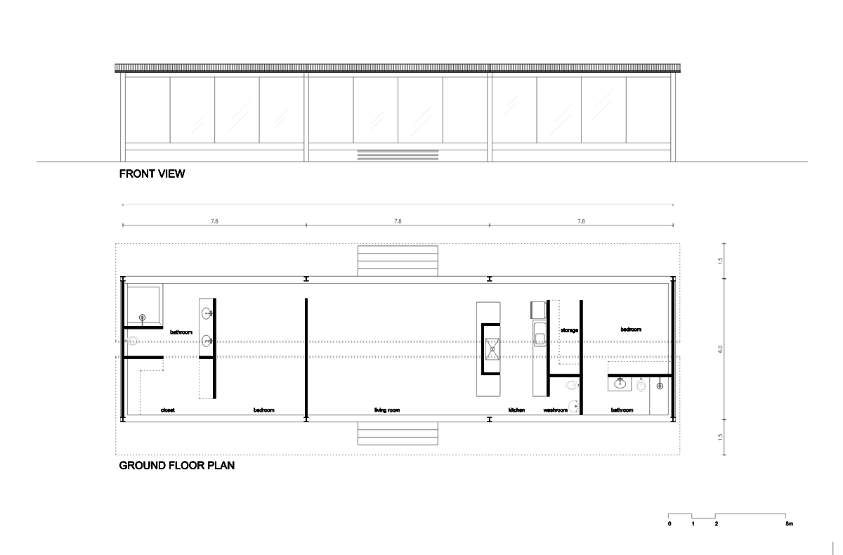 Casa Varanda  METALOCUS
