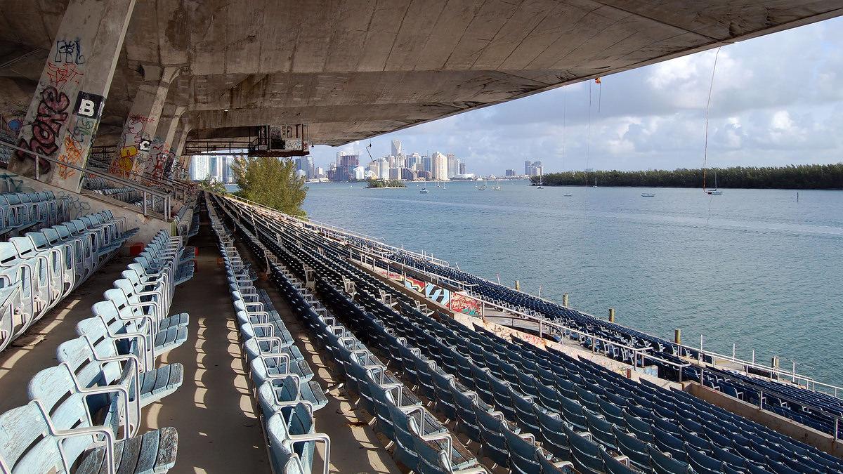 Miami Marine Stadium by Hilario Candela  METALOCUS