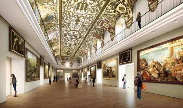 Extension Proposal El Prado Museum Nieto Sobejano