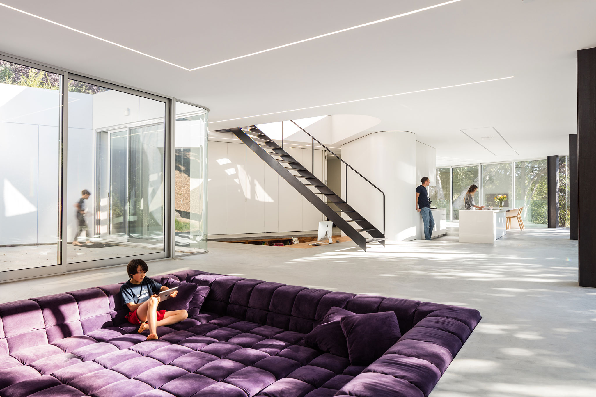Pam  Pauls House in Cupertino by Craig Steely