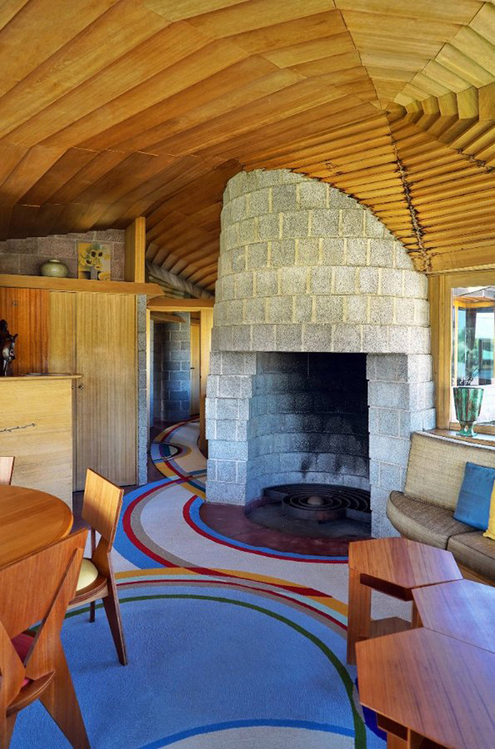 Frank Lloyd Wright house in Phoenix donated to Taliesin