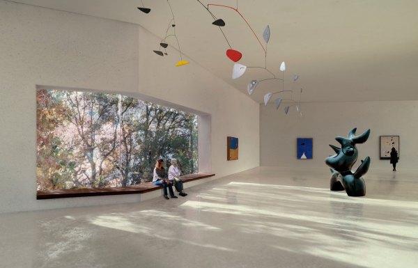 Fondation Beyeler Unveils Extension Plans Peter