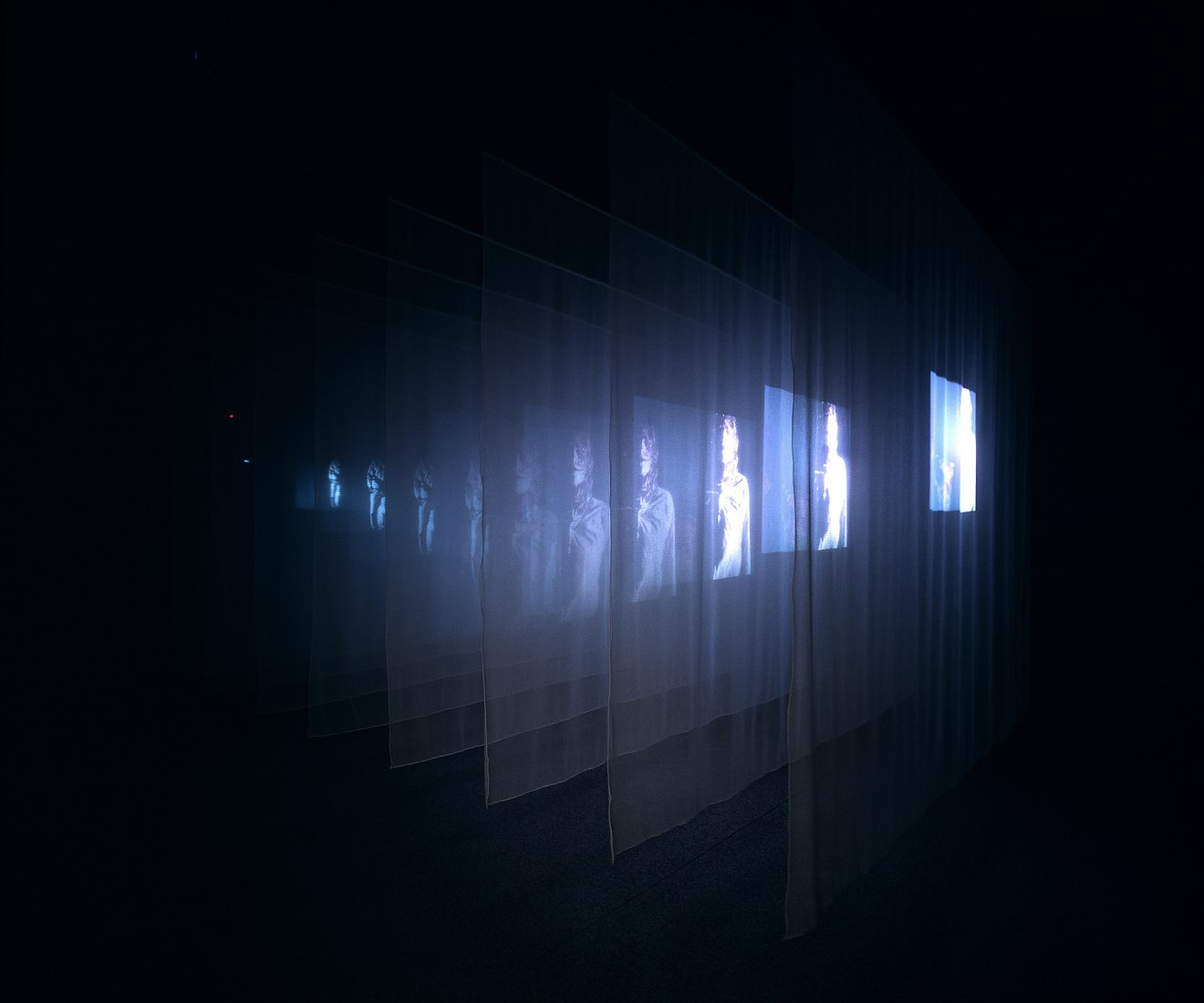 ''Retrospectiva'' by Bill Viola in the Guggenheim   The Strength of Architecture   From 1998