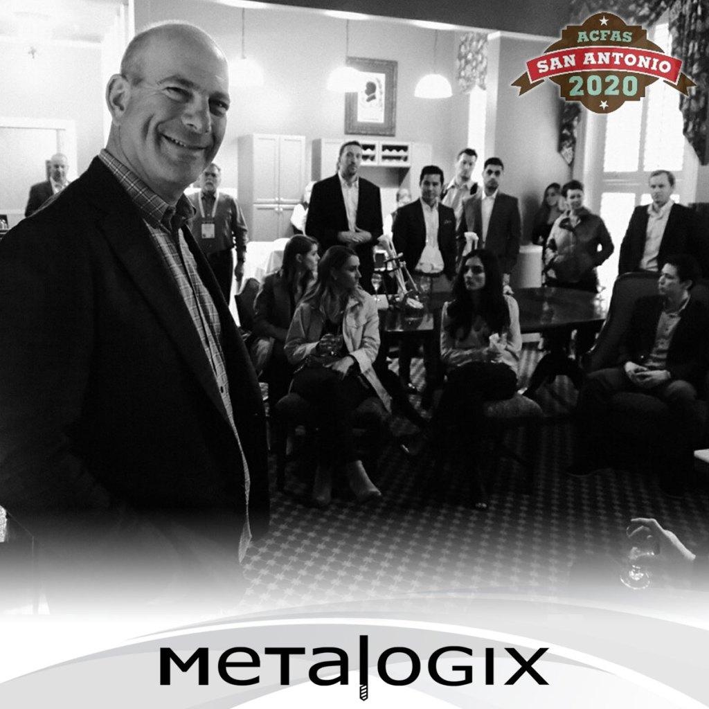 Dr. Rich Derner, DPM, FACFAS and Metalogix External Fixation Mixer