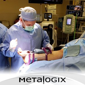 Dr. Dallin Greene using Metalogix Revolution External Fixation System