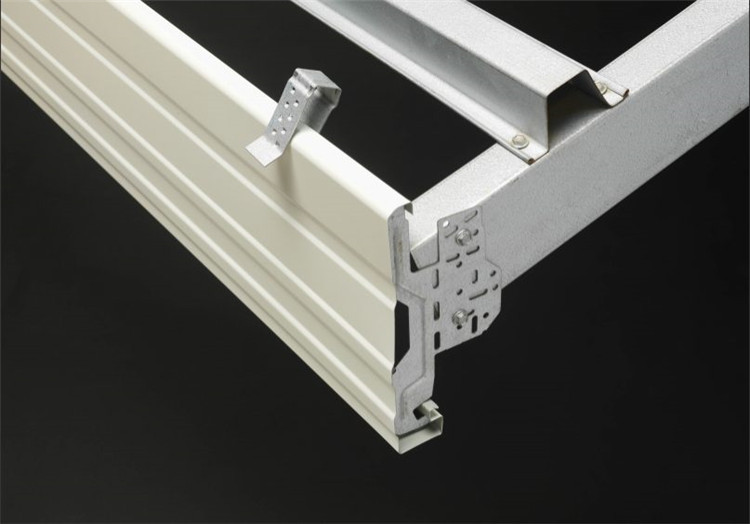 Steel Fascia provide a protective covering for the fascia