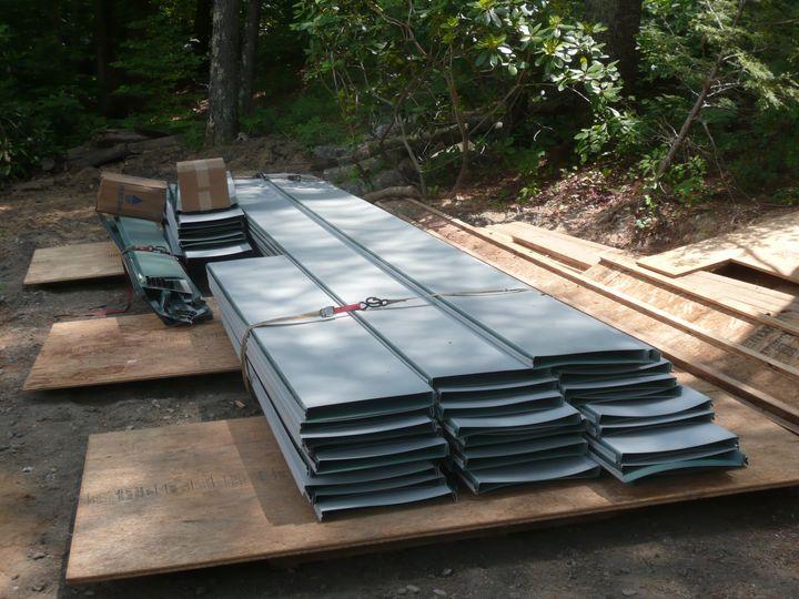 standing seam panels - Standing Seam Metal Roof Cost