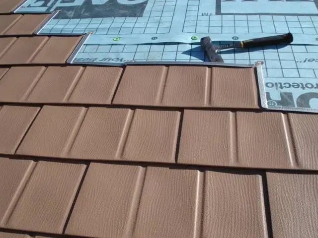 How to Install a Metal Shingles Roof - DIY Guide