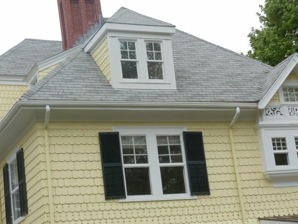 Traditional Asphalt Shingle Roof