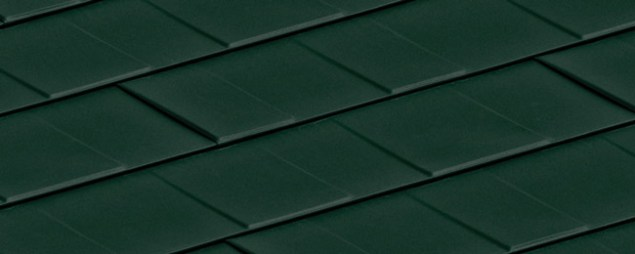 Alpine-Evergreen_Wakefield Bridge Steel Roof Tiles_Available at Metal Roof Outlet Ontario