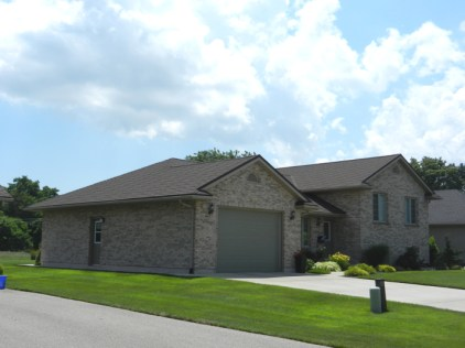 Steel shingle roofing in Simcoe Ontario from