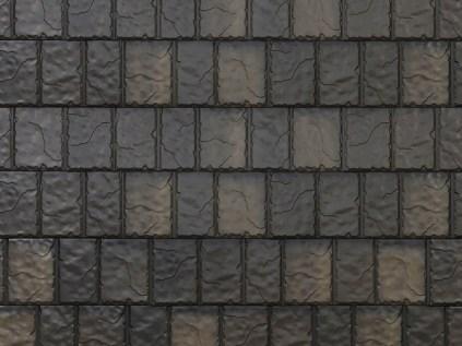 Slate-Look Metal Roof - Statuary-Bronze-Metal Roof Outlet
