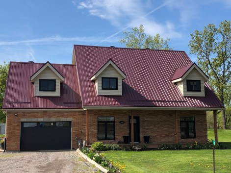 Boral Sheet Steel roofing from Metal Roof Outlet