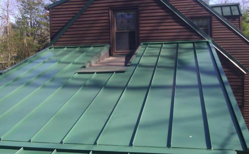All You Ever Wanted to Know about Standing Seam Metal Roofs